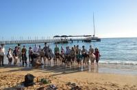 Group at Waikiki.